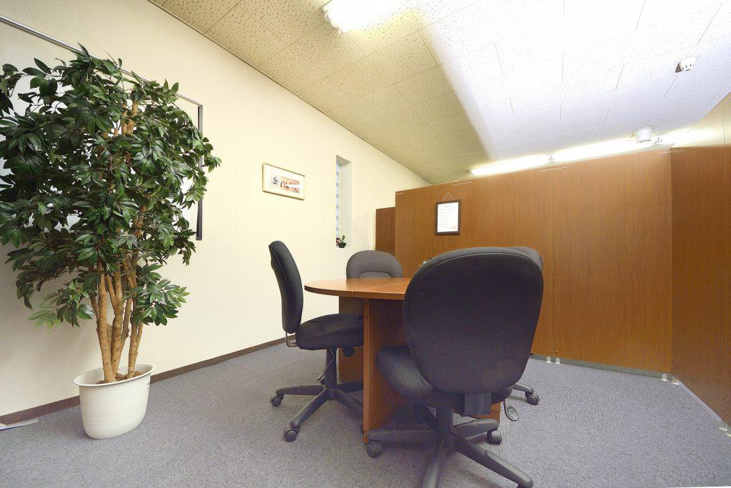 柊探偵事務所倉敷の事務所写真