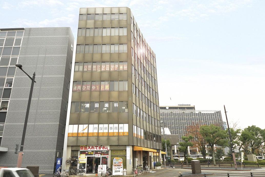 岡山市の柊探偵事務所